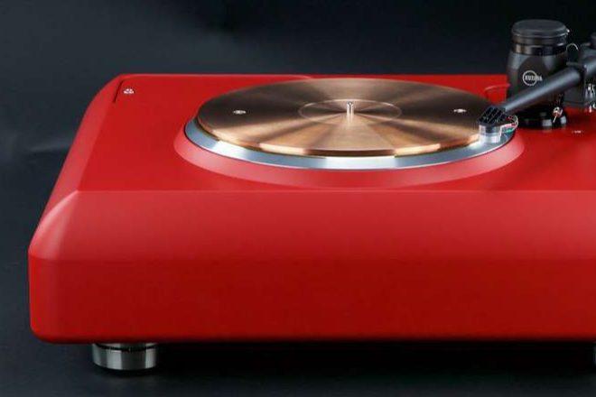 Que tal esse toca discos Technics de $40,000?