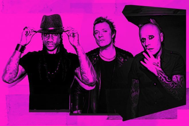 The Prodigy lança novo single 'Need Some1'