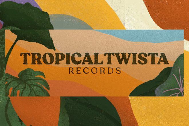 Celebrando 6 anos, a exótica Tropical Twista Records lança coletânea 100% nacional