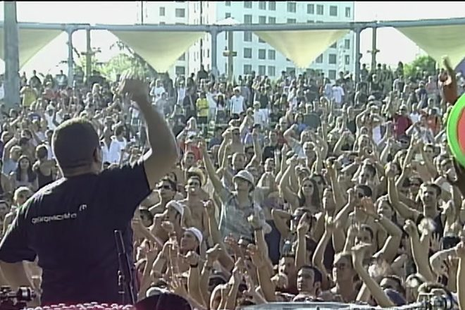 Veja video raro da primeira edição do Ultra Miami