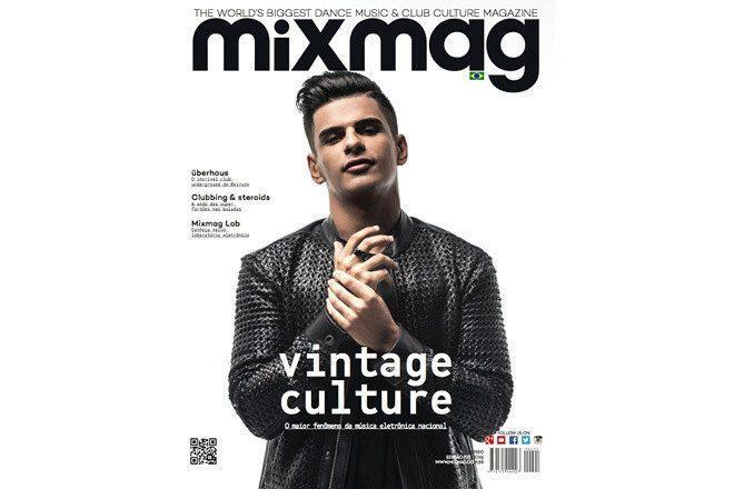 Baixe Agora O PDF Da Revista Impressa Especial Vintage Culture