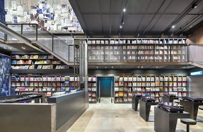 Biblioteca do vinil com mais de 10.000 discos é inaugurada em Seoul