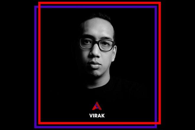 Adesso Music, de Junior Jack, aposta na energia e no talento de Virak