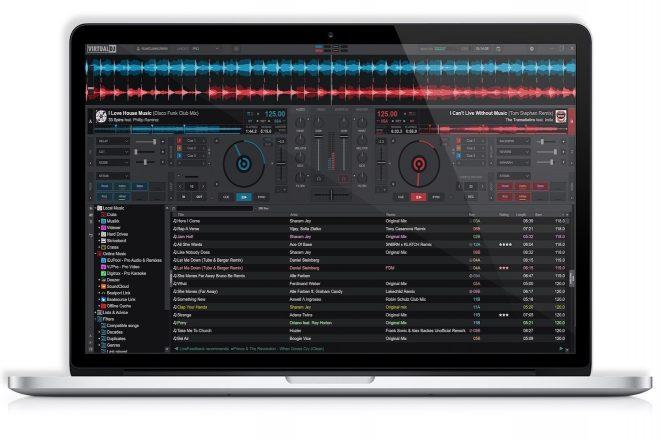 Virtual DJ anuncia atualizações extras e melhor tecnologia de separação de faixas em tempo real