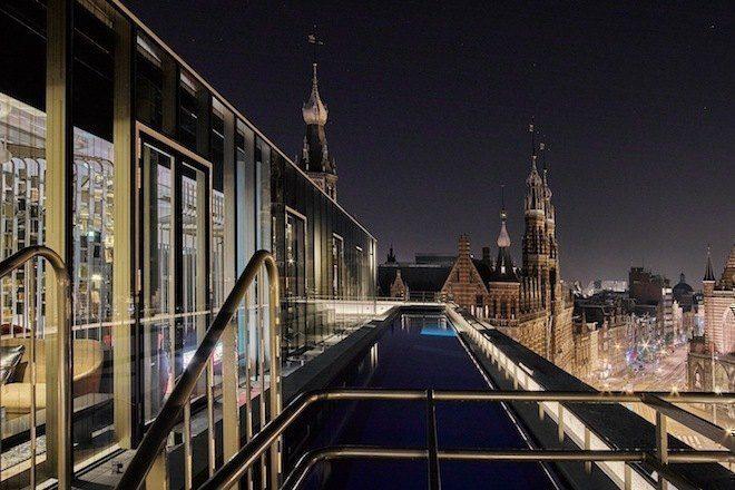 W Amsterdam Apresenta Agoria No Mixmag Sessions