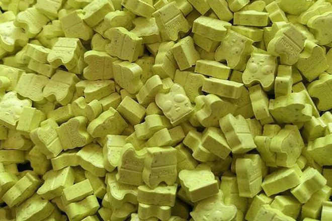 Novas Pílulas De 'Ecstasy Pikachu' Preocupam Autoridades