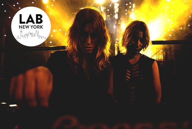 Curta Blond:ish Direto Do Mixmag Lab NYC