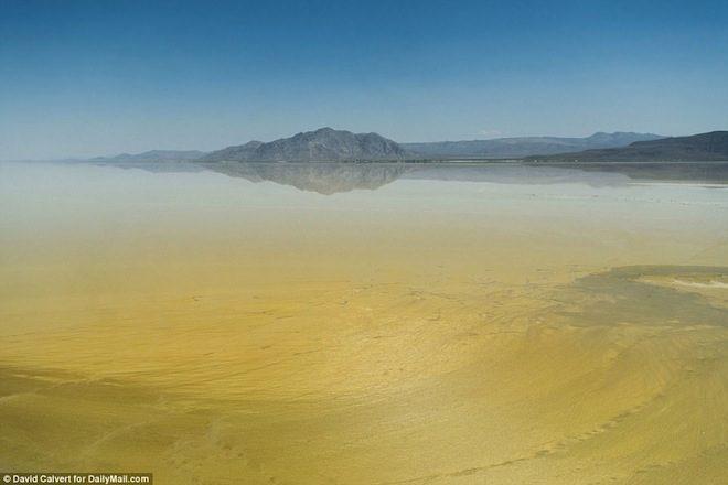 Burning Man pode ser cancelado graças a inundação no deserto