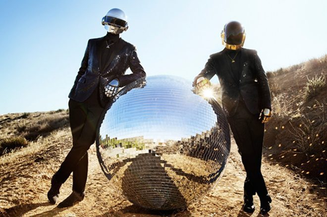 Documentário do Daft Punk vai ser transmitido pela BBC 4