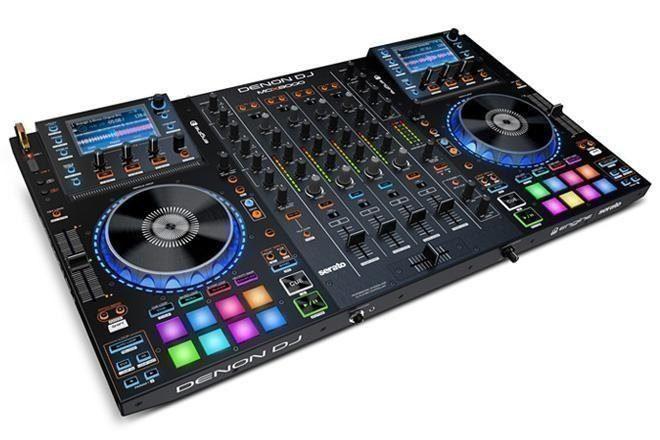 Denon DJ lança seu novo setup híbrido