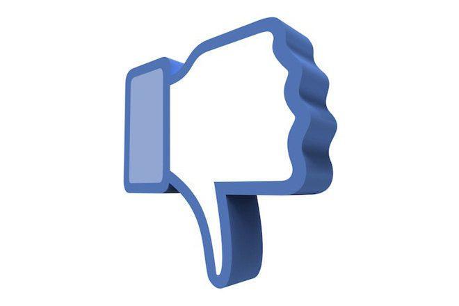 Facebook prepara botão de 'não curtir' para a rede