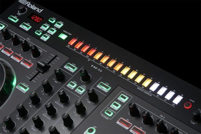 Conheça o novo DJ controller e drum machine da Roland