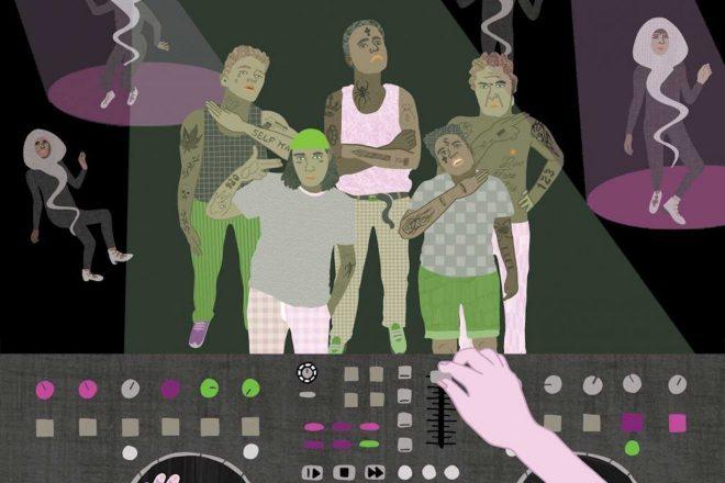 """""""Sabotar o próximo DJ nunca é OK"""""""