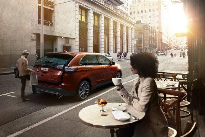 Crossover Premium Da Ford Avança No Segmento