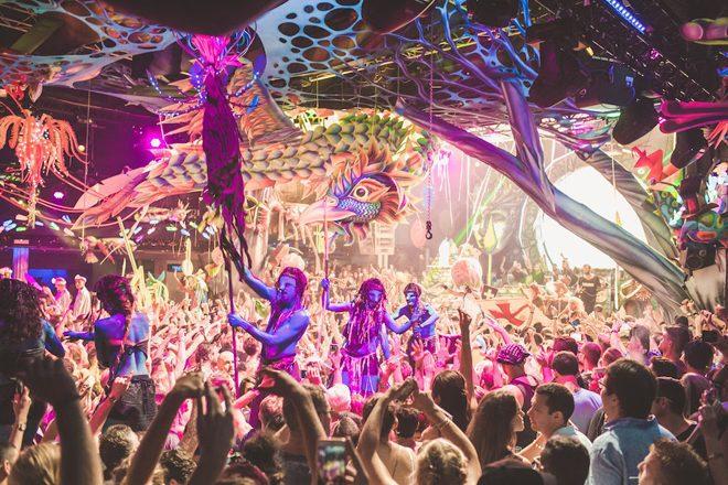 Festa Elrow Vai Para Amnesia Ibiza Em 2017