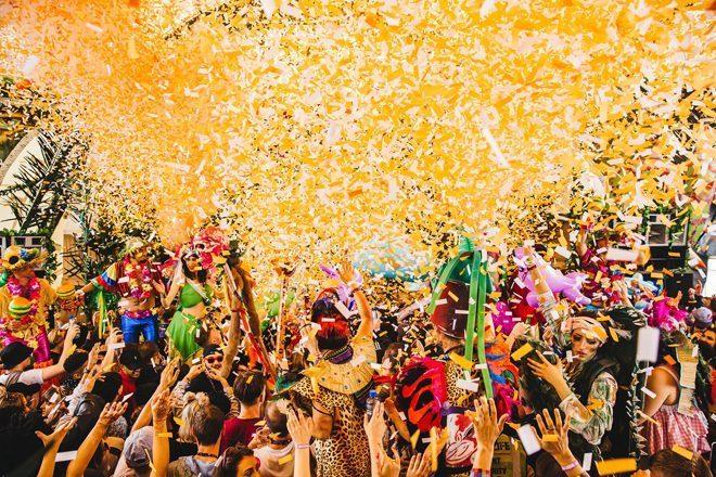 Elrow party anuncia line-up de verão no Amnesia Ibiza
