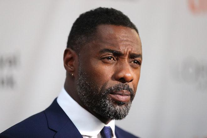 Reveja Idris Elba ao vivo no Mixmag Lab London