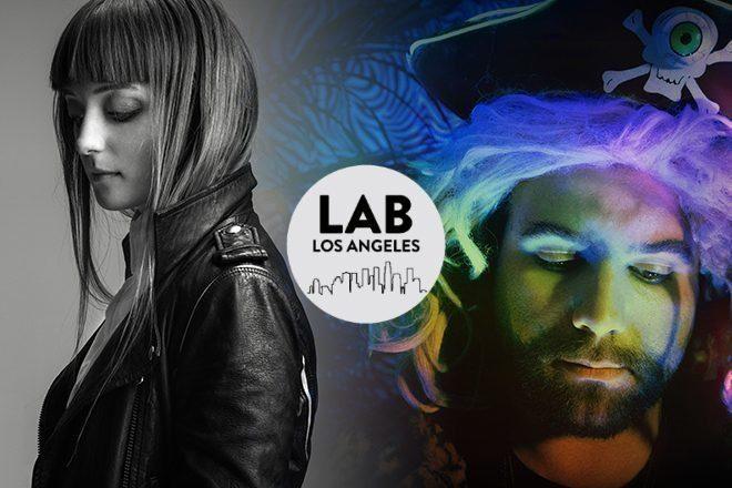 Assista os sets de J.Phlip e Dink no The Lab LA