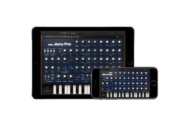 Korg Mono/Poly para iOS já está disponível