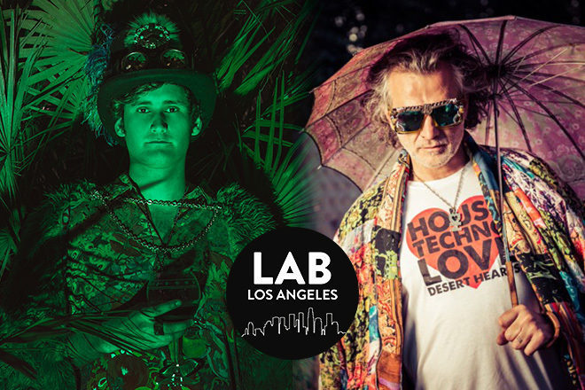 Assista Mikey Lion B2B Lee Reynolds No Mixmag Lab LA