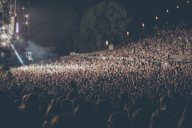 Live Nation Anuncia Compra De Grandes Festivais Australianos