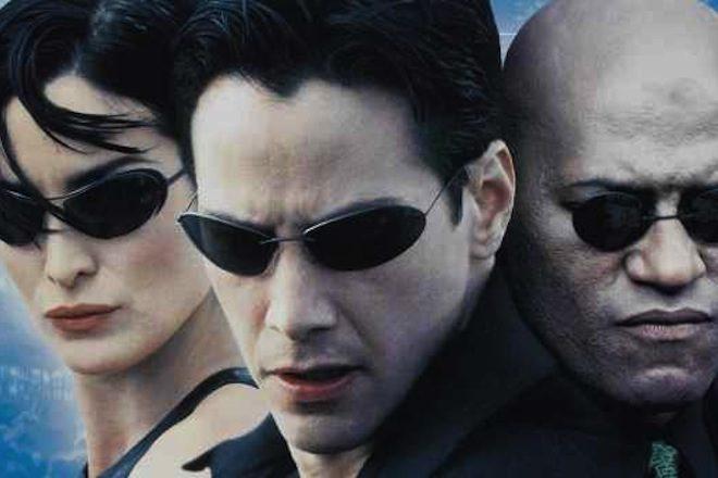 Trilha de Matrix é relançada em vinil vermelho e azul