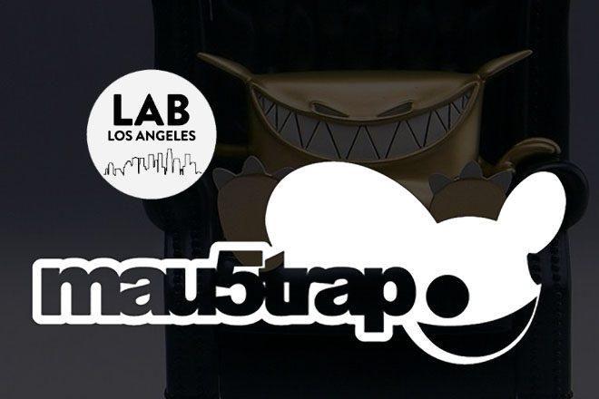 Mau5trap apresenta Feed Me e BlackGummy b2b No Mana no The Lab LA
