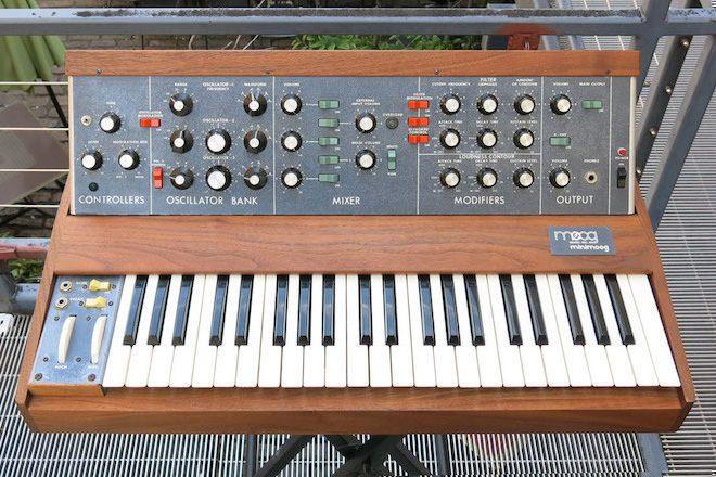 Fundação Bob Moog Anuncia Rifa De Sintetizador Vintage