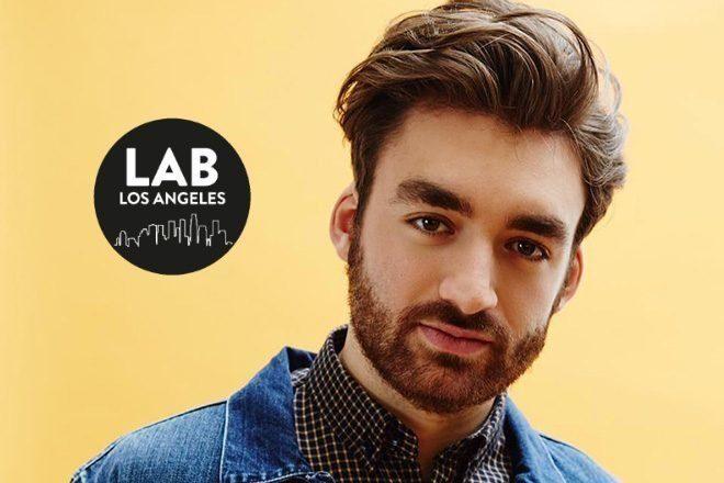Curta Oliver Heldens no The Lab LA