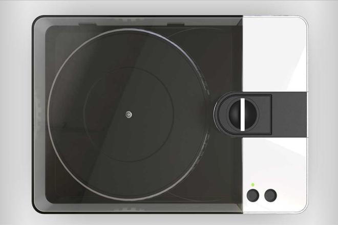 Faça seus próprios discos de vinil em casa com esse novo aparelho