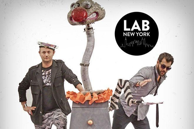 Assista Ricoshëi ao vivo no The Lab NYC