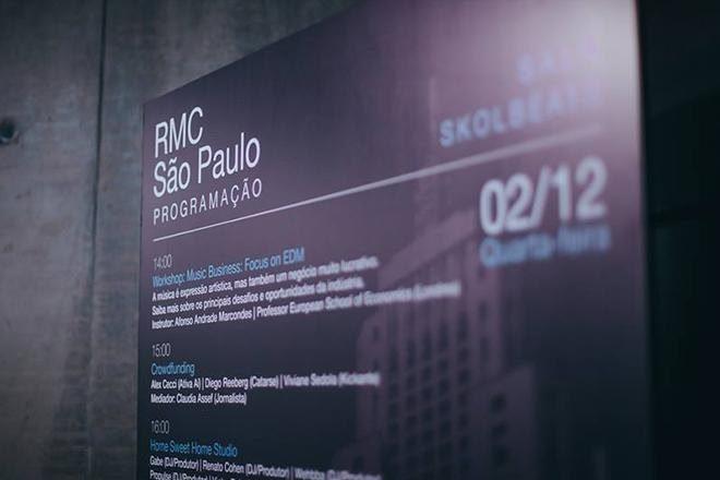 Começa mais uma edição do Rio Music Conference