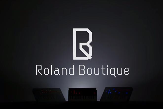 78a3f5910dd Roland lança teaser de linha de synths  boutique  - Tech News ...