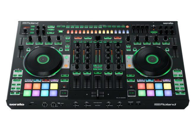 """DJ Controller Serato & Roland """"Quer Redefinir A Arte Da Discotecagem"""""""