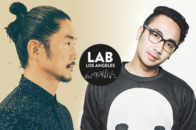 Curta StarRo & Sweater Beats Ao Vivo No The Lab LA