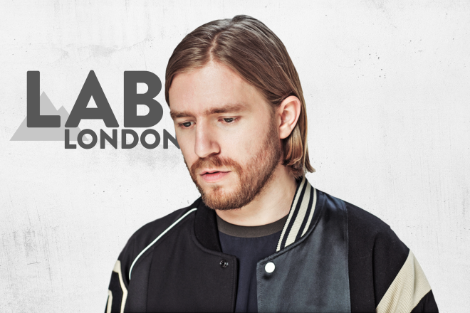 Assista Sub Focus ao vivo no Mixmag Lab London