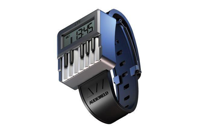 Conheça o primeiro relógio sintetizador do mundo