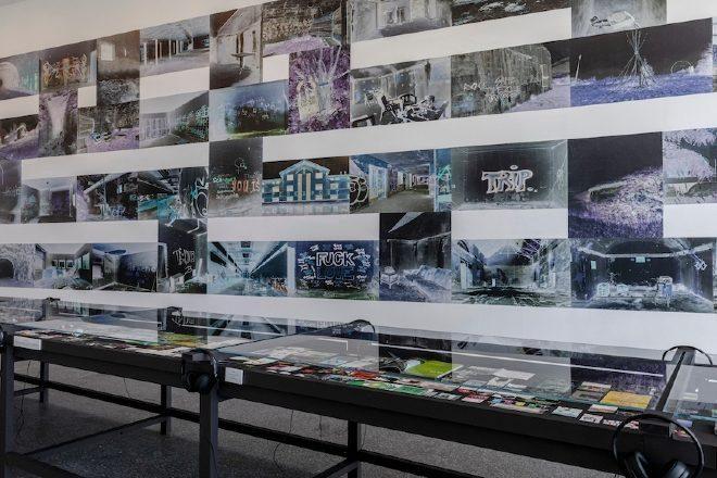 Uma exposição sobre techno foi inaugurada na Itália