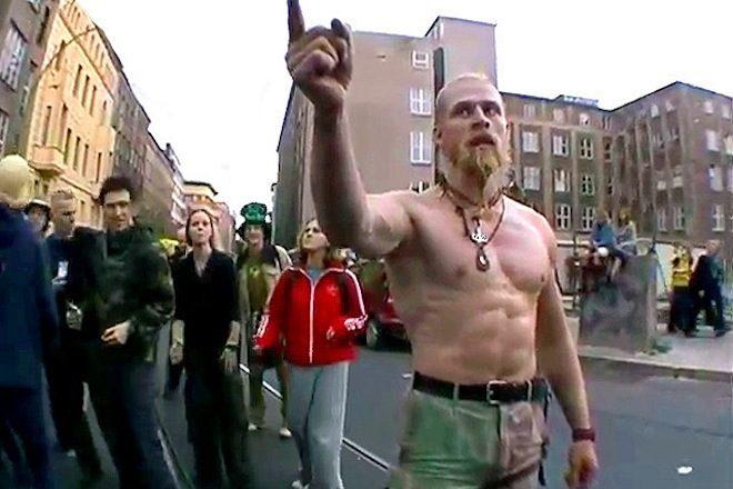 Assista o documentário do mais famoso meme da web: o Techno Viking