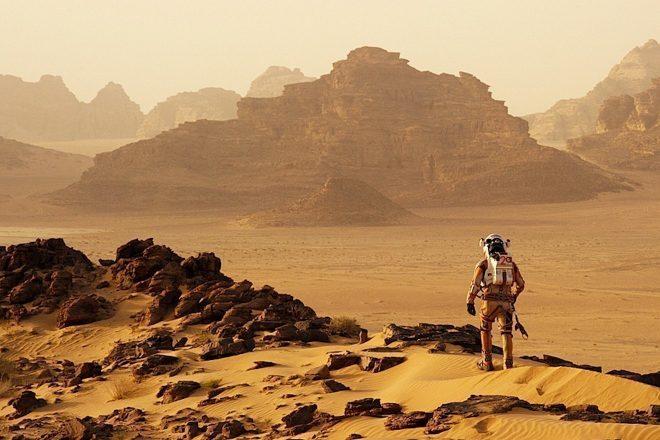 Assista o trailer do filme Perdido em Marte