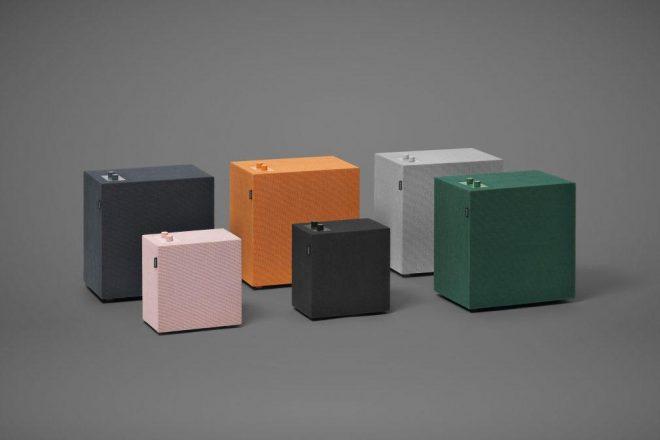 Urbanears lança caixa de som com função 'multi-room listening'