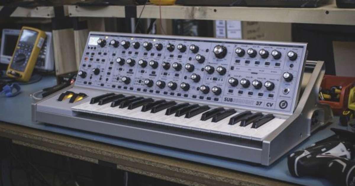 1948830ad99 Moog lança novo sintetizador analógico em edição limitada - Tech News -  Mixmag Brasil