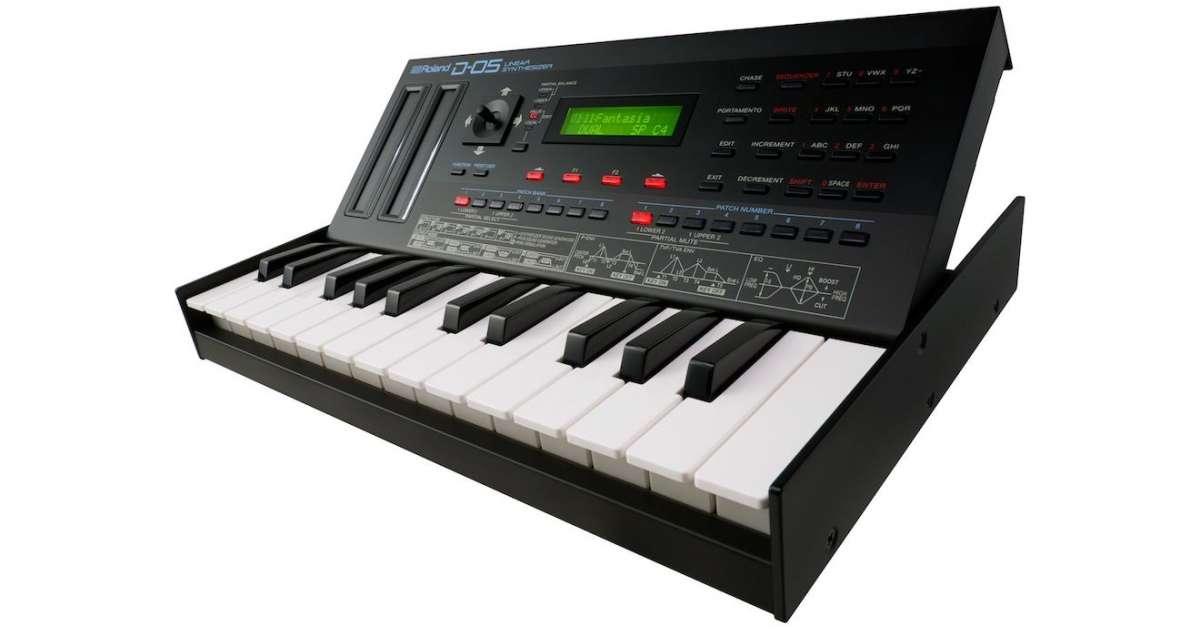2a5ccbb5ad4 Roland relança icônico sintetizador D-50 - Tech News - Mixmag Brasil