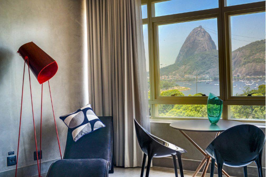 Hotel design yoo2 prepara se para abrir em botafogo Rio design hotel