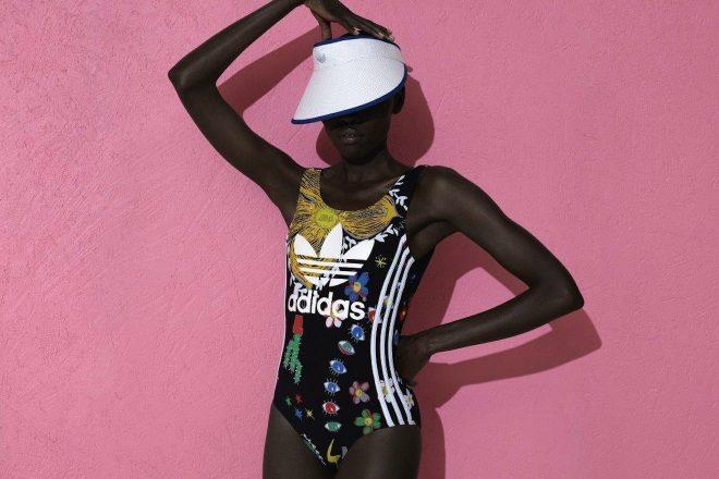 Coleção Adidas Originals Pharrell Pink Beach Chega Ao Brasil 0209e9c383