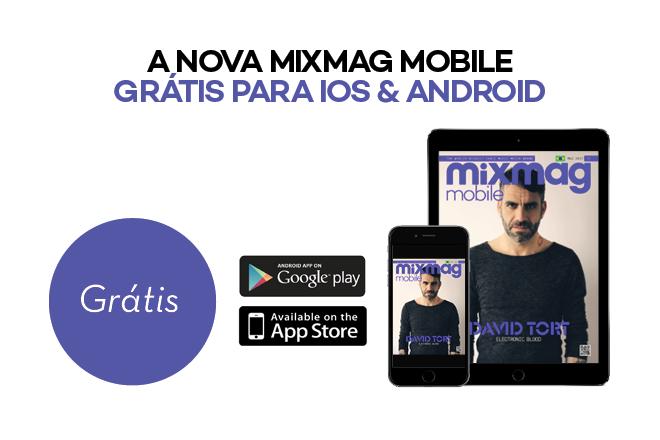 Nova edição da Mixmag Mobile apresenta David Tort