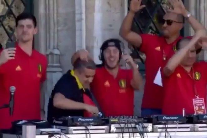 Bélgica celebra com mega festa 3º lugar na Copa do Mundo 2018