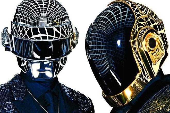 Curta 10 músicas sensacionais do Daft Punk (video playlist)