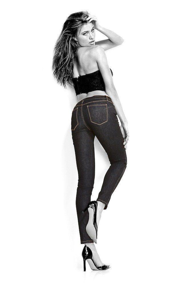 Guess Lança Jeans  Curve-X  No Brasil - Fashion - Mixmag Brasil 283d3e7090