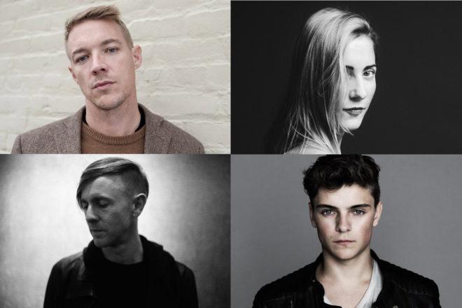 12 DJs famosos e seus nomes verdadeiros. Veja a lista!